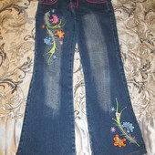 джинсы на девочку(нюанс).читайте замеры