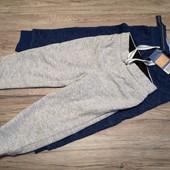 Германия! Утепленные джогеры на малыша, 2 шт в наборе, размер 86-92 см. 12-24 месяцев.