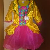 Интересное платье Disney 5-6л