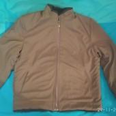 Фирменная, теплая куртка на холодную осень или теплую зиму