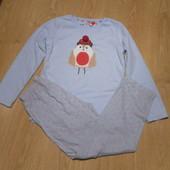 Пижама YD кофта флис,штаны-х\б состояние очень хорошее
