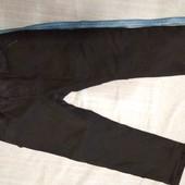 Утеплённые флисом брюки/джинсы на рост примерно 110 см (смотрите замеры)