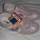 Туфли кроссовки Walker р.36 по стельке 23 новые