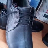 шкіряне взуття на 27,5 см повних /ін.моделі в моїх лотах !