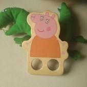 Свинка Пеппа игрушка и книжка