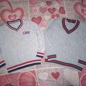 Фирменные кофточки, свитера и рубашки для мальчика рост 98-104см, одним лотом, все что на фото
