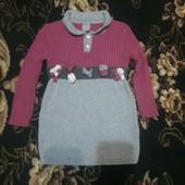 свитер туника