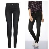 Стрейчевые джинсы esmara (германия) skinny fit 46 евро