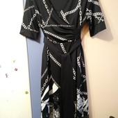 Новое, красивое платье в стиле Versace от Punt Roma, р.44 евро (наш 50/52)