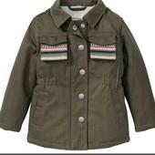 lupilu Cherokee.cтильная куртка с мехом Деми 116