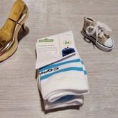 Германия!!! Лот из 2 пар высоких носков для девочки, может и мальчику! 31-34 размер!