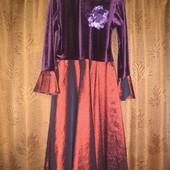 Праздничное платье, 7-9 лет