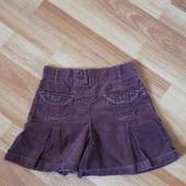 Вельветові шорти юбка на 2-3 роки. В ідеалі Дивіться інші мої лоти