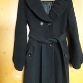 Стильное пальто демисезон