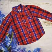 Фирменная рубашка Old navy на 3 года!