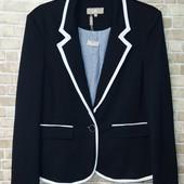 Шикарный пиджак р-р 16