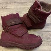 Термо ботиночки Superfit 26 размер стелька 16,5 см