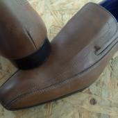 Мужские туфли Moda Design оригинал натуральная кожа 42