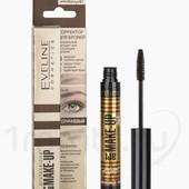 Корректор для бровей Eveline сosmetics art eyebrow corrector, черный.