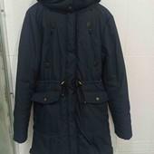 Зимова куртка-парка