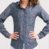 Безумно красивая женская рубашка от Ganesh Италия/новая без бирок