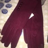 Женские перчатки.