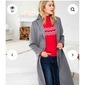 Роскошное классическое пальто из шерсти для смелых образов.