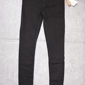 Крутые джинсы-брюки skinny от Pepco! на 10 лет рост 140 замеры! Шикарная модель!