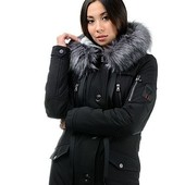 женская Куртка парка зимняя теплая новая (венгрия)
