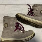 Термо ботиночки MiaMix 32 размер стелька 20 см