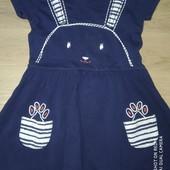 Красивое платье на девочку 4-5лет замеры на фото