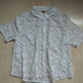 Супер красивая блузочка, size 14