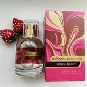 Женская туалетная вода Avon Collections Choc-Berry 50 мл