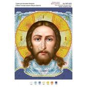 """Схема для вишивки бісером А 4 """"Образ Господа нашого Іісуса Христа"""""""