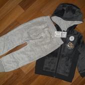 Велюровый костюм Kiabi Франция. 1м