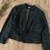 Женский пиджак. Размер 2xl-3xl(ориентироваться на замеры). В отличном состоянии.