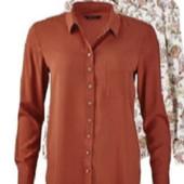 Esmara легкая рубашка р.46 евро