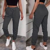 Женские теплые штаны на флисе