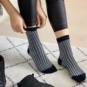 1 пара. Теплые шерстяные (натуральная шерсть мериноса) носки от Tchibo(германия) размер 35-38