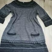 Тёплое платья/Nouveau Edition/L!!!