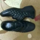 туфли на широку стопу і високий підйом р. 41 - 42