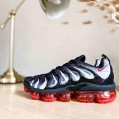 "Nike Air VaporMax Plus "" red/black/white"""