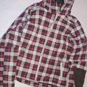 Куртка лыжная в клетку от австрийского бренда firefly
