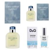 Мужественное сердце парфюмерной пирамиды Dolce & Gabbana Light Blue женский, 60 мл