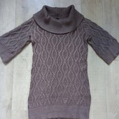 Платье вязаное или туника