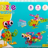 "| Конструктор ""Puzzle creative"" 115 деталей |"