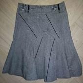 Серая юбка (не утепленная)