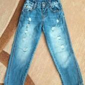 Класні джинси фірми ZARA 4-5 років