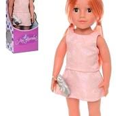 Кукла Ника 48 см. Limo Toy. Новая
