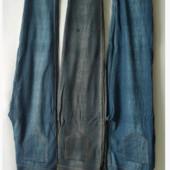 Замечательные байковые лосины отличного качества эмитация под джинсы!Размер50-56!Укр почта 5% скидка